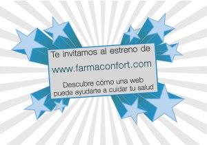 Farmaconfort lanza su nueva web